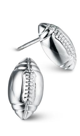 American Football Earrings