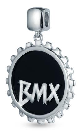 BMX Tag Pendant