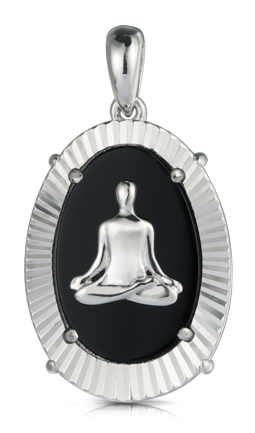 Dhyana Tag Pendant