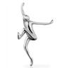 Eagle Claw Kungfu Kick Pendant
