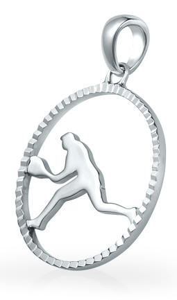 Stretching Forehand Pendant