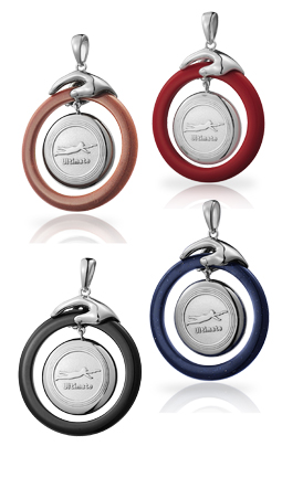 Ultimate Spinning Disc Pendant