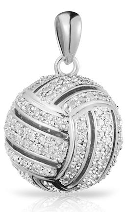 Volleyball-Anhänger All-Star