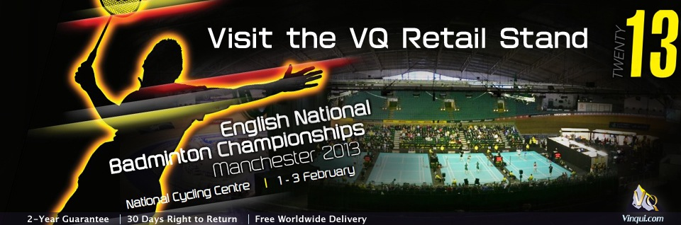 2013 English National Badminton Championships